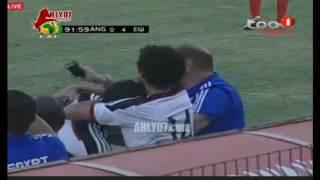 هدف منتخب مصر للشباب الرابع في انجولا مقابل 0 احمد ياسر ريان تصفيات افريقيا 23 يوليو 2016