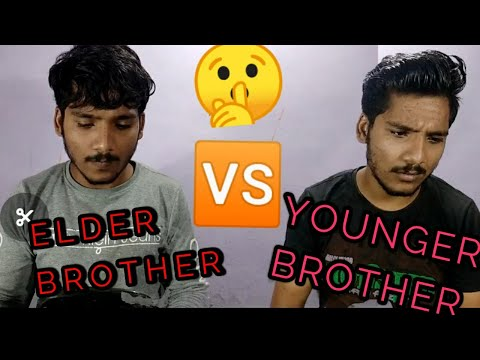 ELDER BROTHER VS YOUNGER BROTHER || RAHUL DHIMAN || KHAPITARS CREATION