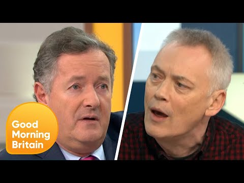Piers and Terry Christian Have a Heated Debate Over If Britain is Finished | Good Morning Britain