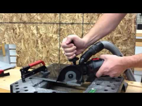 Straight Cutting Granite Tile With The Rotozip Rotosaw