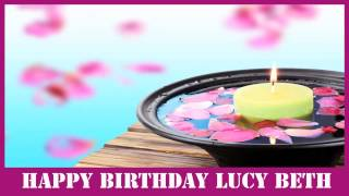 LucyBeth   Spa - Happy Birthday