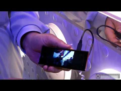 CES 2010 - LG BL 40 - BWOne.com