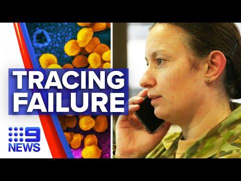 Coronavirus: Victoria's contact tracing failures revealed | 9 News Australia
