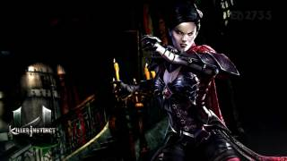 Killer Instinct S3 OST - Nocturne in Blood (Mira's Theme)