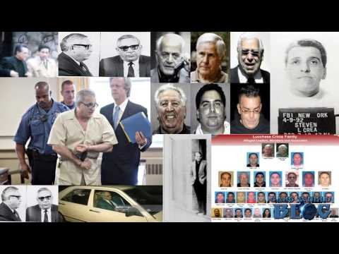 Lucchese Crime Family Mafia History (NYC)
