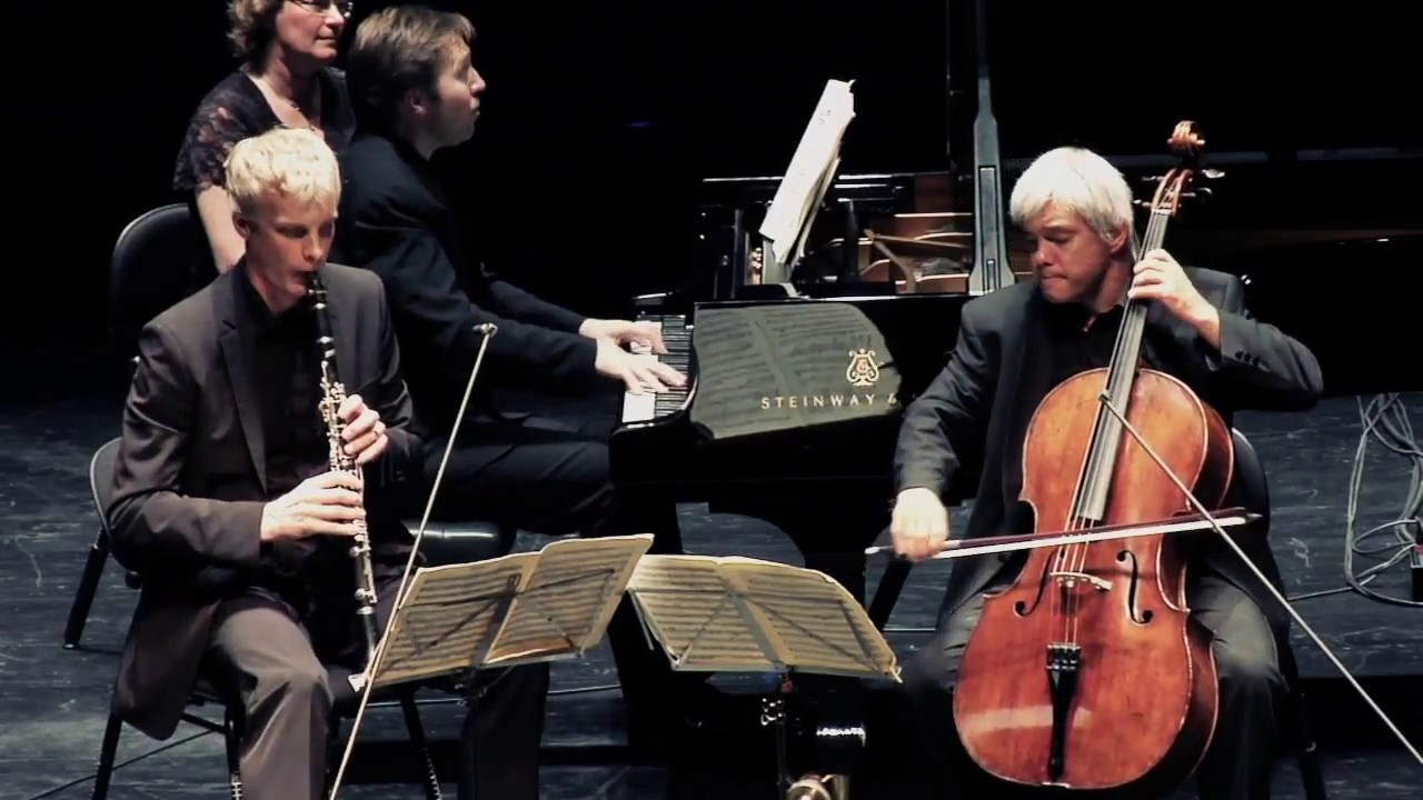 Johannes Brahms - Trio in A minor op.114