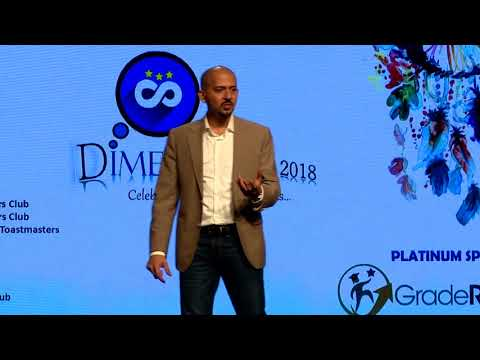 Dimension 2018 - 06 - Aditya Maheswaran Keynote Address