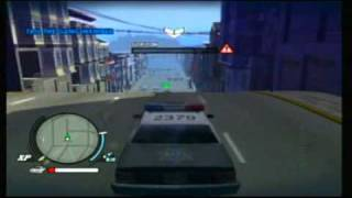 Driver San Francisco Wii Gameplay - First 20 Minutes