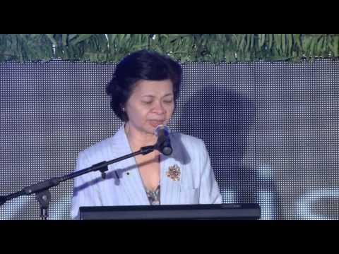 "Opening of ""Exquisitely Filipino"" an APEC Trade Exhibit SM City Cebu 9/4/2015"