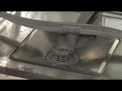 Filter Basket - Bosch Dishwasher