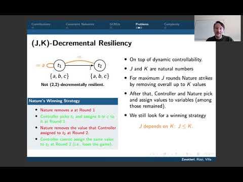 "ICAPS 2020: Zavatteri et al. on ""Dynamic Controllability and ..."