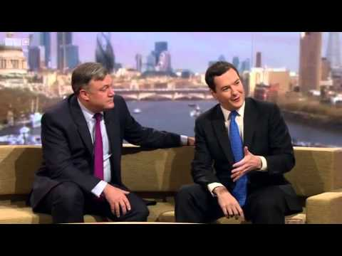 1 December 2013: George Osborne's comments on equality of opportunity versus equality of outcome