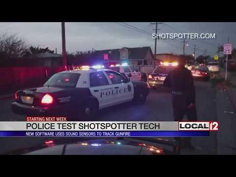 Cincinnati Police Department testing out ShotSpotter technology