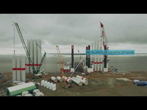 How Do We Install Offshore Wind Turbines