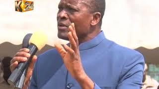 Migori Governor Okoth Obado accuses ODM party of intimidation