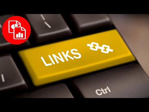Create a Hyperlink in PowerPoint