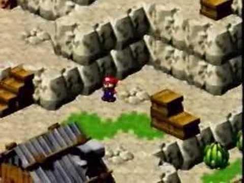 Super Mario RPG [SNES - Beta / Unused Characters] - Unseen64