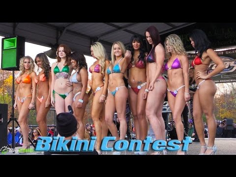 Have hit bikini contest jamaca think