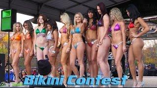 Smokin' HOT Bikini Contest! The Ladies of Racing Never Looked Better!!