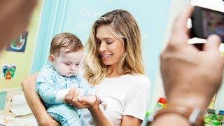 «Дети-бабочки»: как в России помогают детям с редким и тяжелым генетическим заболеванием