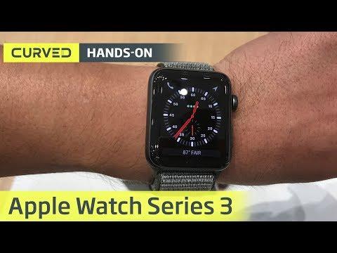 Apple Watch Series 3 im Test: das Hands-on | deutsch