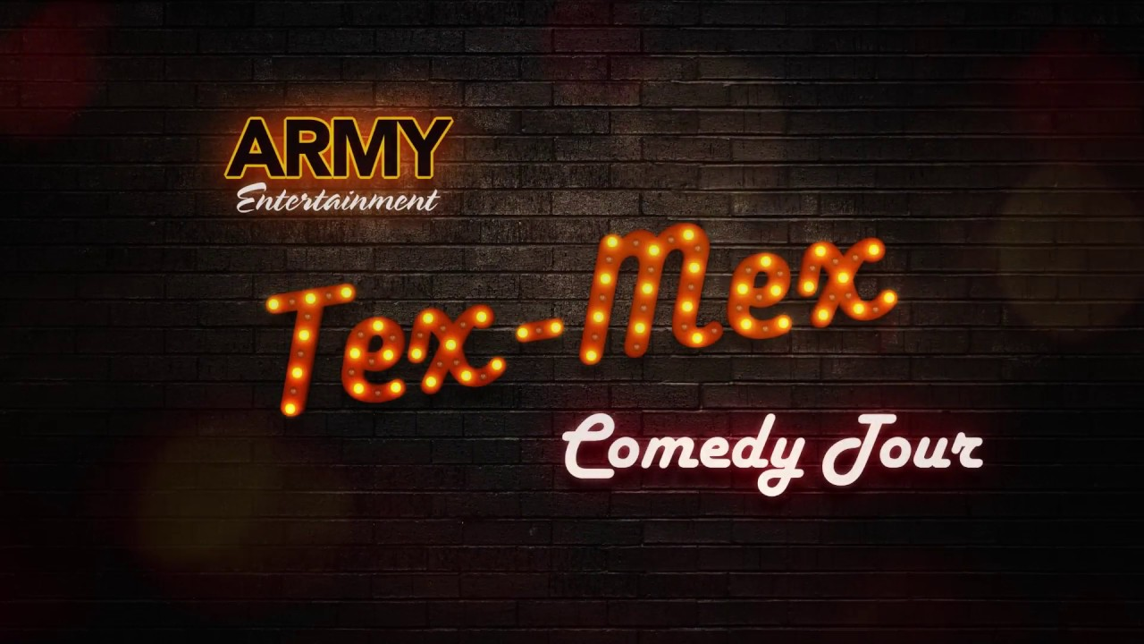 Tex-Mex Comedy Tour Coming to Ft. Knox
