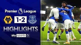 Iwobi & Keane goals grant Everton big away win! | Wolves 1-2 Everton | EPL Highlights