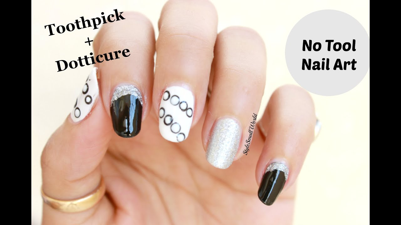 Old Fashioned Easy Nail Designs With Toothpicks Collection - Nail ...