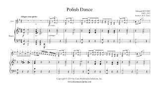 Severn : Polish Dance - Viola