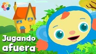 Peekaboo, ¡Te Puedo Ver! | Videos para niños | Jugando Peekaboo con BabyFirst Español