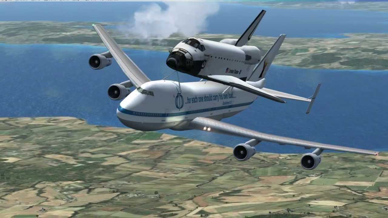 space shuttle for fsx - photo #30