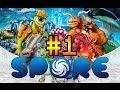 Прохождение Spore #1 [Зарождение новой жизни]