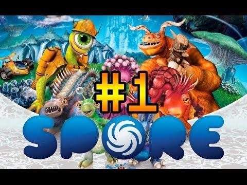 Прохождение Игры Spore С Лололошкой