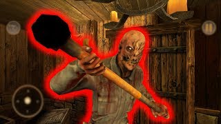 СУМАСШЕДШИЙ МАНЬЯК ПАПА! - Papa – The Horror Game