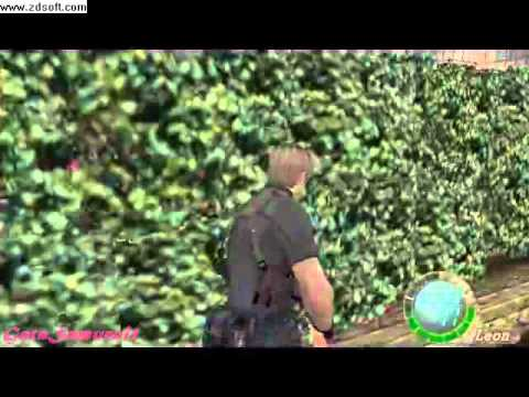 Resident evil 4 el jard n laberinto los colmillos y for Jardin laberinto