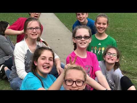 Triton Middle School Whitewater Trip '18