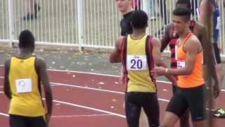2013 Southern Champs U17M 200 Metres