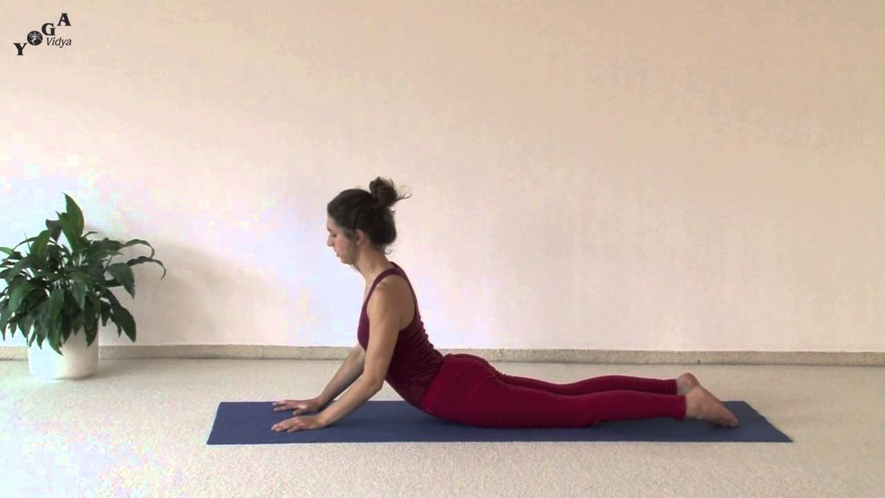 Cobra To King Sequence Bhujangasana