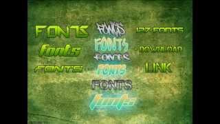 Gambar cover 127 FONTS l DONWLOAD-LINK I