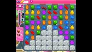 Candy Crush Saga Level 30 HOW TO PASS with 3 stars without boosters
