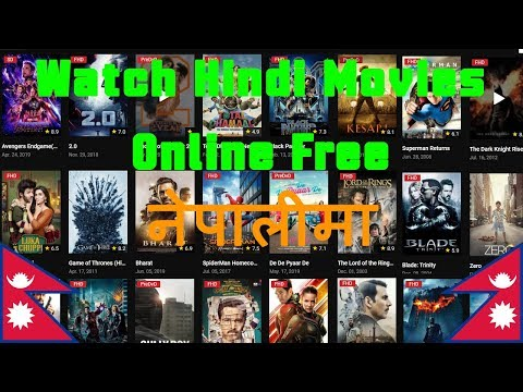 Best Website to Watch Online Movies For Free || Latest Bollywood, Hollywood, South Movie