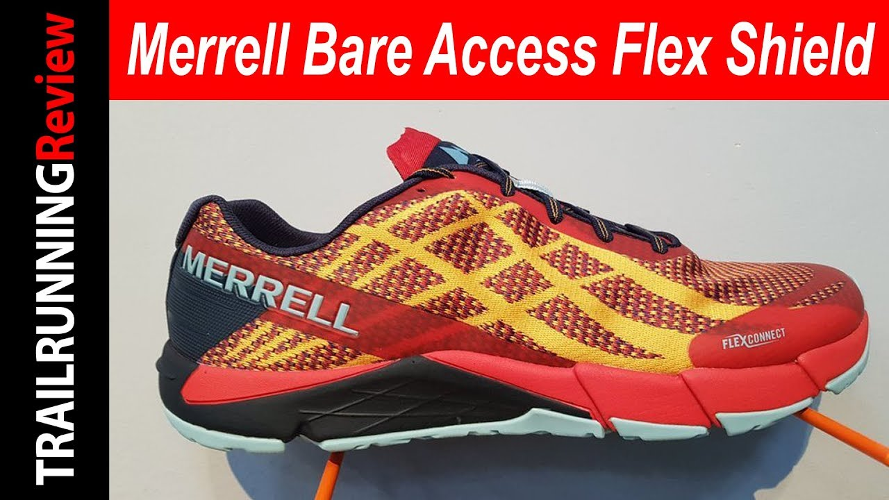 Merrell Bare Access Flex Shield Preview