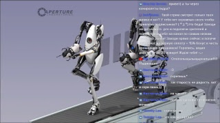 Играем в Portal 2