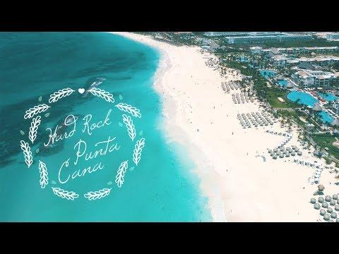 Hard Rock Hotel & Casino Punta Cana - 4k Resort Tour