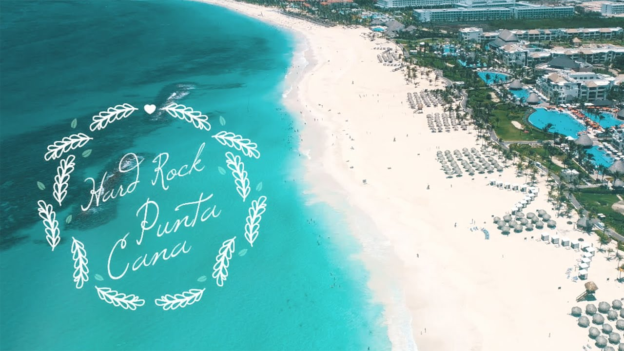 Hard Rock Hotel Punta Cana 4k Resort Tour You