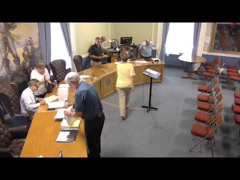 City of Plattsburgh, NY Meeting  7-25-19