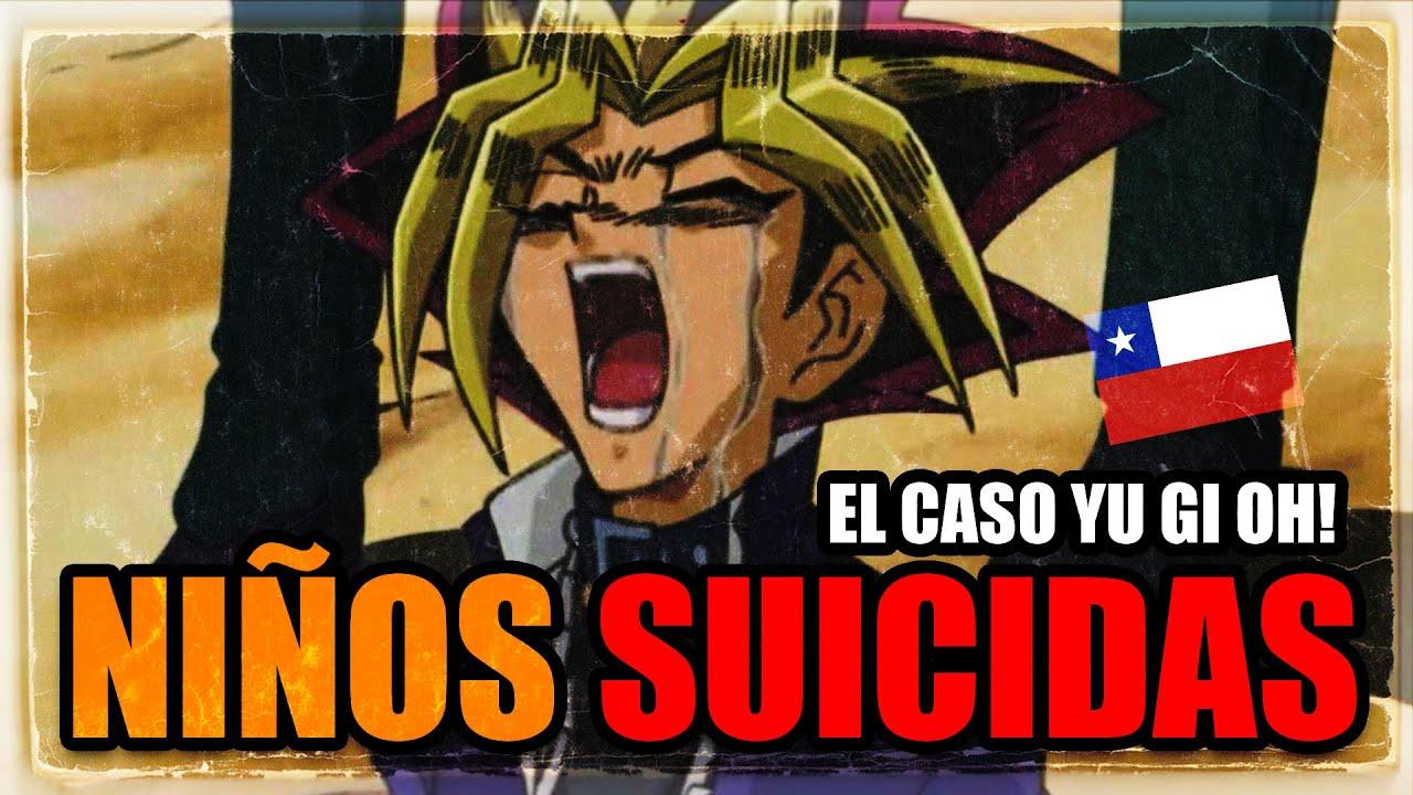 """El impactante caso """"Yu gi Oh"""" en Chile"""