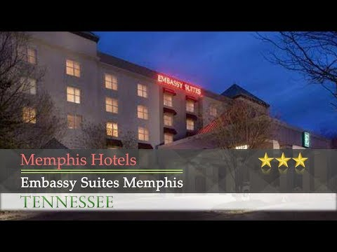 Embassy Suites Memphis - Memphis Hotels, Tennessee