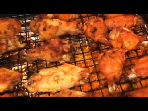 How to cook Chicken Wing
