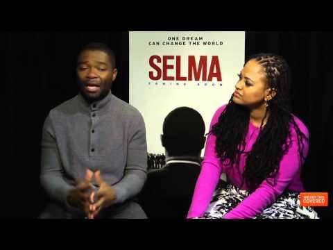 Selma Interview With David Oyelowo and Ava DuVernay [HD]